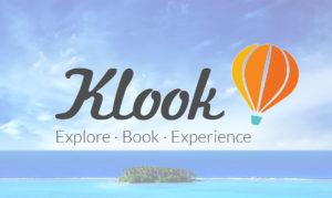 Klook Promo Codes