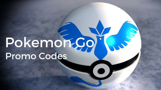 POKEMON GO COIN PROMO CODE