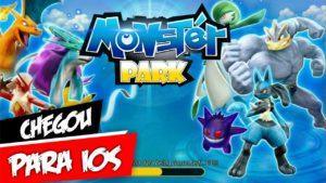 Monster Park Code Redeem